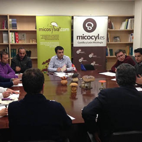 Micocyl, Programa de Micología de Castilla y León, truficultores